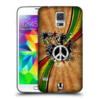 HEAD CASE DESIGNS MUSIC GENRE HARD BACK CASE FOR SAMSUNG GALAXY S5 / S5 NEO