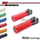 M-Grip CNC Front Foot Pegs For MV Agusta 910 Brutale 2007 +