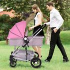 2 In1 Foldable Baby Stroller Kids Travel Newborn Infant Buggy Pushchair US STOCK