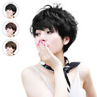 New Fashion Sexy Women's Lady Short Ponytail Curly Hair Wig Cosplay Party