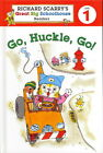 Go, Huckle, Go! (Richard Scarry's Great Big Schoolhouse Readers, Level 1)