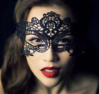 Black Sexy Lace Eye Mask Halloween Party Fancy Dress Venetian Masquerade Ball