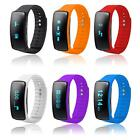 """Sports Energetic Band Wristband Watch 0.91"""" OLED BT4.0 Bracelet iPhone Android C4A8"""