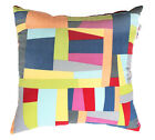 KONA ABSRACT GEOMETRIC SCATTER CUSHION COVER BED & SOFA THROW PILLOW 45cm 18""