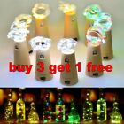 Charming Cork Shaped LED Night Light Starry Light Wine Bottle Lamp Xmas Decor