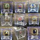 Kyпить Championship Ring Display Case Box Clear Stand Holder Cube Sport Fantasy Footbal на еВаy.соm