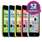 Apple iPhone 5C Unlocked Smartphone - 8GB 16GB 32GB - All Colours <br/> UK SELLER ✔ 12 MONTH WARRANTY✔ SAME DAY DISPATCH✔