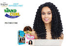 FREETRESS EQUAL WIG WAND CURL PLUSH LACE DEEP INVISIBLE PART