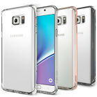 Galaxy Note 5 Clear Case Cover [Ringke Fusion] Shockproof Protection