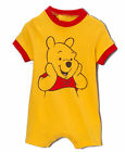 Disney Newborn Baby Boys Winnie The Pooh Bodysuit Romper Infant Jumpsuit nwt