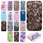 For Samsung Galaxy S6 IMPACT TUFF HYBRID Case Skin Phone Covers Accessory