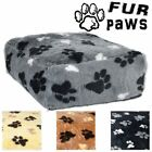 "Dog Bed, Faux Fur 8"" Deep, Extra Large, Removable inner, 3 sizes, 4 colours"