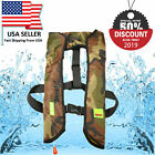 Adjustable Boat Buoyancy Aid Sailing Kayak Fishing Life Jacket Vest Manual Pro