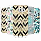 OFFICIAL TANGERINE-TANE TEXTURE & PATTERNS HARD BACK CASE FOR SAMSUNG PHONES 1