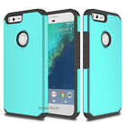 For Google Pixel / Pixel XL Case Shockproof Armor Hybrid PC+Rubber Phone Cover