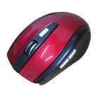 Wireless Optical Mouse USB Receiver Adjustable 2400 DPI For PC Laptop Desktop US