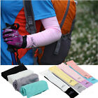 New Sports Protection UV Riding Bike Basketball Compression Gloves Sleeve Hot