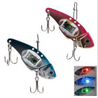 Deepwater Fishing LED Fish Lure Bait Light Flashing Lamp Tackle Hooks OutdoorD6D