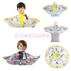 Pro Salon Hair Cut Hairdressing Cape Cover Barbers Hairdressers Child Kids Cloth