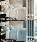 Modern Quilt Duvet Cover And Pillowcase Bed Set Or Throw Or Cushion Or Curtains