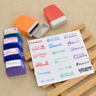 Внешний вид - Cute Teacher Stamp Self Inking Student Praise Reward Stamp Personalized Gift