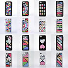 Luxury Bling Diamond Crystal Rhinestone Hard Case Cover For iPhone 4 4G 4S 5 5S
