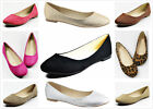 Brand New Women's Comfortable Fashion Slip On Round Toe Ballet Flats Shoes