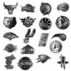 New NBA Pick Your Team Chrome Plastic 3D Car Truck Emblem Sticker Decal Made USA on eBay