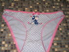 DISNEY STORE TIGGER MINNIE MOUSE EEYORE LADIES BRIEFS KNICKERS SIZE 8 10 14 NEW