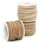 16ft Natural Jute Twine Rope Burlap Ribbon DIY Vintage Wedding Party Decor3style