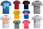 New Mens Superdry T-Shirts. Various Styles & Colours.