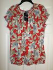 Chaps Ralph Lauren Multi Floral Top/Shirt   Size 2X Women's Plus