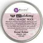 Finnabair Art Alchemy Prima OPAL MAGIC WAX .68 oz Altered - CHOOSE FROM 5 COLORS