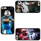 NFL Carolina Panthers Cam Newton Plastic Phone Case Cover For iPhone Samsung