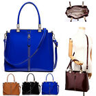 Patent Shoulder Bags For Women Large Women's Tote Bag Handbags For School Work