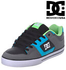 DC Shoes Pure Men's Trainers Textile Lace Up Trainers Skateboarding Shoes
