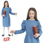 Matilda Roald Dahl Girls World Book Day Week fancy dress costume