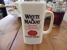 Whyte & Mackay Special Reserve Scotch Whisky Water jug 6 & 1/2