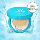 W.Lab W-SNOW WATER CUSHION 13g Water Essence Perfect Skin Coverage 2Color
