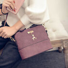 Women Girl Leather Messenger Shoulder Bag Satchel Crossbody Tote Handbag Purse