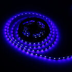 Waterproof 5050 RGB 5M LED SMD LEDS Strip Light 12V USB Cable Decorating Lamp HG