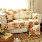 Sunflower Sofa Mat Slipcover Couch Chair Seat Cover Living Room Home Decor