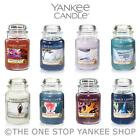 *BIG SUMMER SALE - UP TO 50% OFF* Yankee Candle Large Jar Scented 22oz Variety