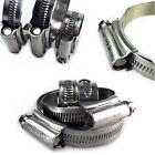 JCS® Stainless Steel Hose Clips Pipe Clamps Marine Grade Hi-Grip, Jubilee Type