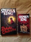 Dolores Claiborne by Stephen King PLUS The Dark Half for no extra cost