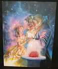 Beauty and the Feast Painting - Beauty and the Beast Zombie Parody by Matt Busch