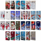 OFFICIAL THE MACNEIL STUDIO SANTA CLAUS LEATHER BOOK CASE FOR SAMSUNG PHONES 2