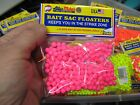 Image of Atlas Mike's Fish Bait Sac Floater Drift Balls Pink Orange Red Chartreuse White