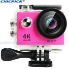 Ultra HD 4K Waterproof WiFi Action Camera Sports Cam DV Accessories For Gopro <br/> 4 Options for Choose , Great Camera Kit . Today Ship !
