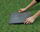 """12"""" x 12"""" Stomp Stone Landscaping Patio Paver Recycled Ru..."""